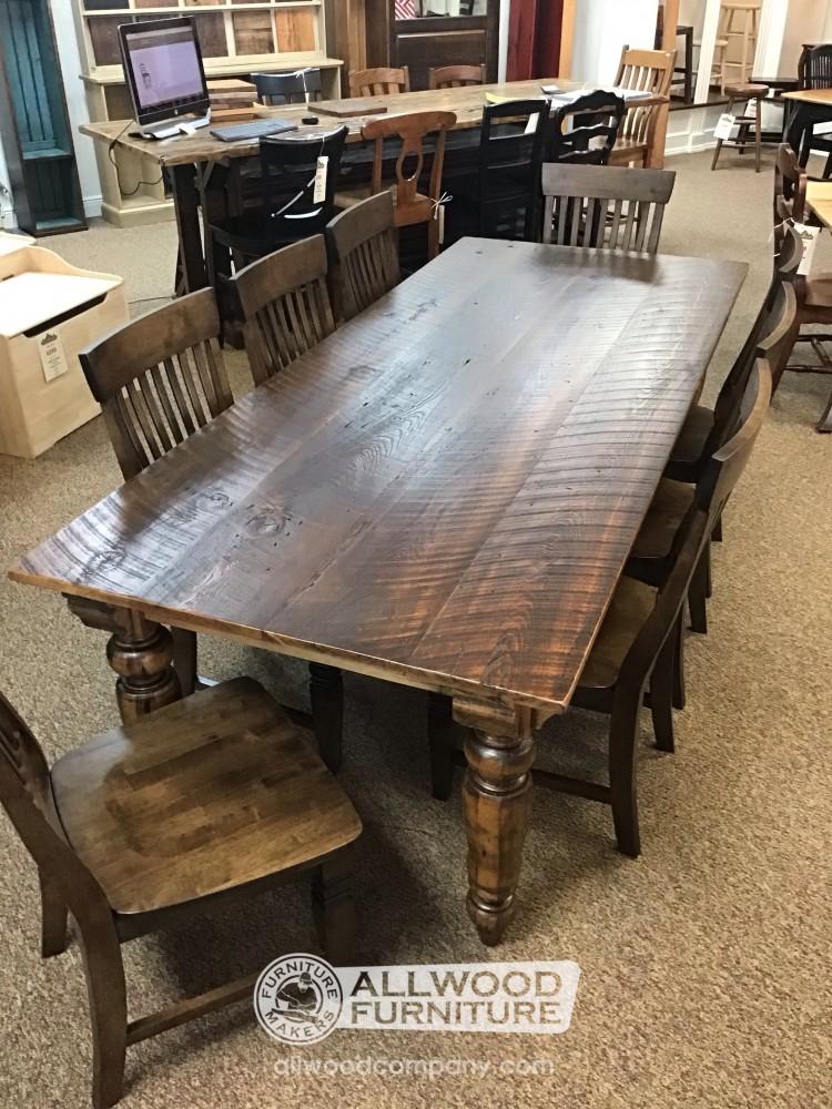40 X 8 Old World Leg W Corbels Table Baton Rouge In